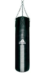 Adidas-Split-Leather-Punching-Bag