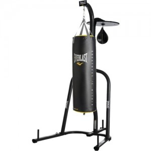 Everlast-Dual-Station-Punching-Bag