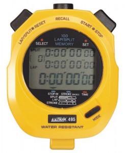 Ultrak-100-Lap-Memory-Timer