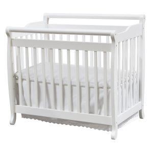 DaVinci-Emily-Mini-Crib-White