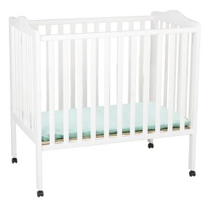 Delta-Children-Portable-Mini-Crib-White